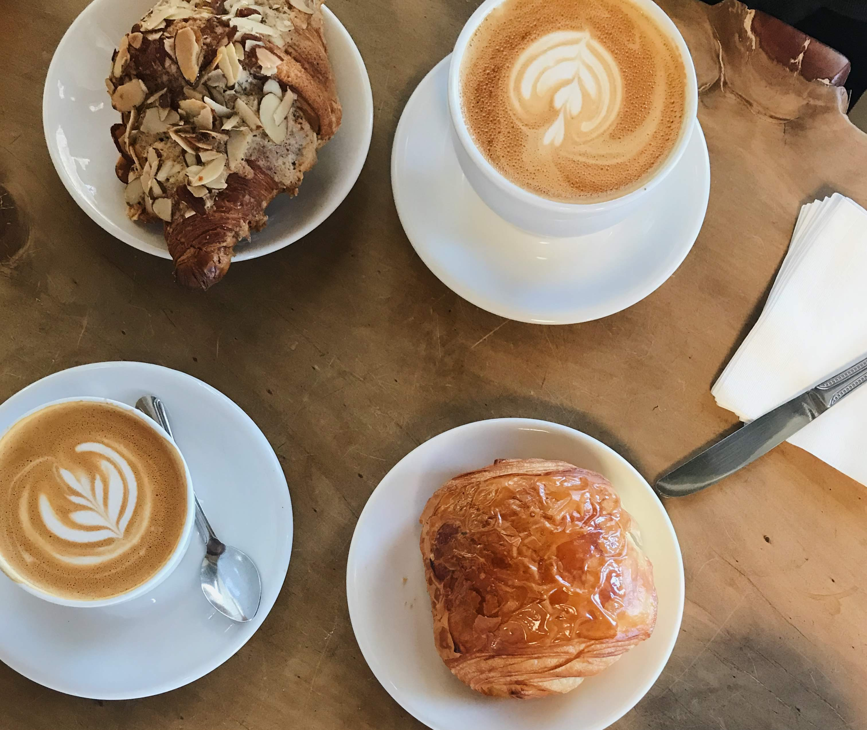 Ojai getaway - Beacon Coffee Co.