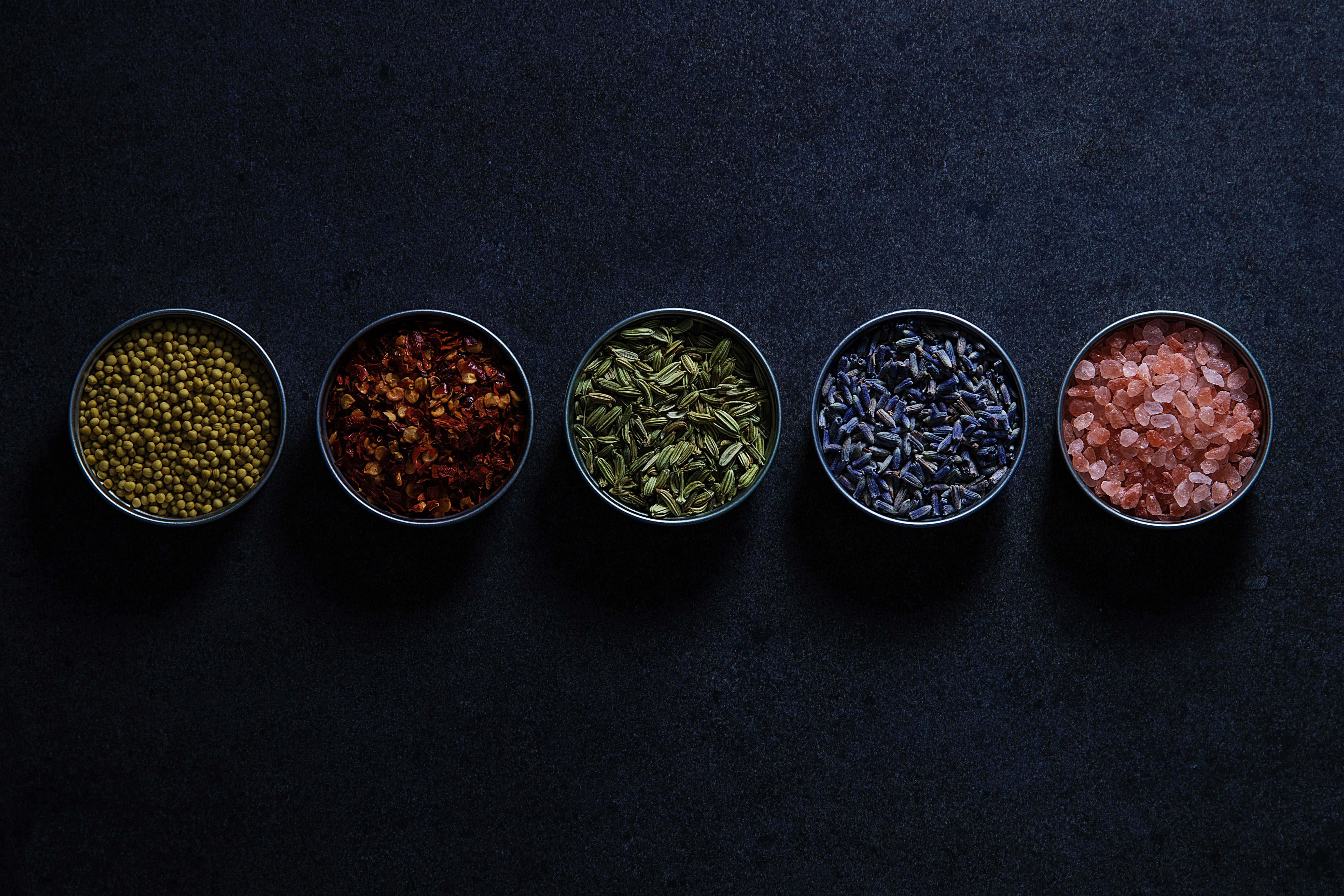 Mindful Eating Series Part I: 5 Herbs and Spices to Boost Your Health