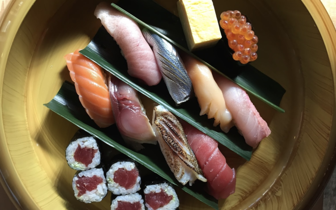Best Affordable Omakase Sushi in Los Angeles