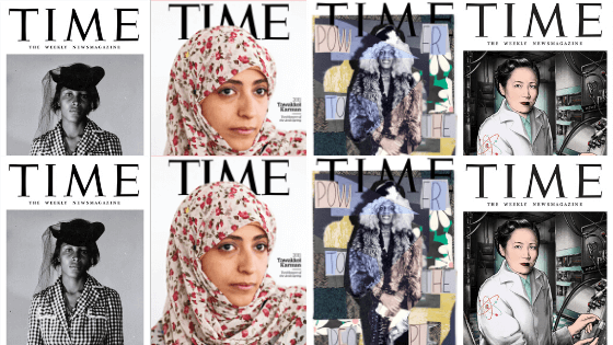 Time Magazine's 100 Women of the Year: What we can learn about privilege in the feminist movement