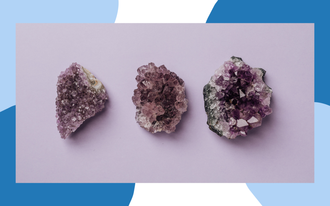 5 Uplifting Crystals That Double as Cute Home Decor