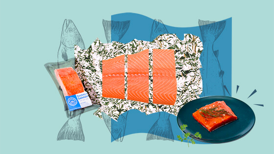 Easy Salmon Recipes to Try This Month