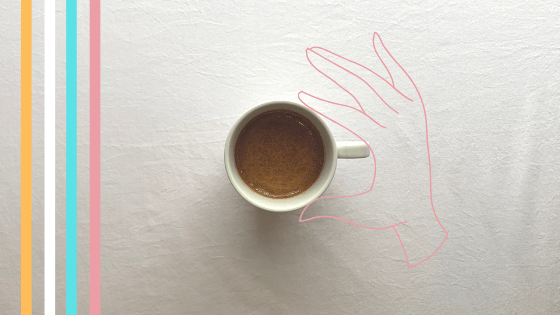 Vegan Coconut Latte Recipe by Jade Holistic
