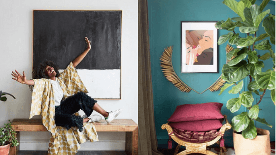5 Black Interior Designers with Bold Style You Should Be Following on Instagram