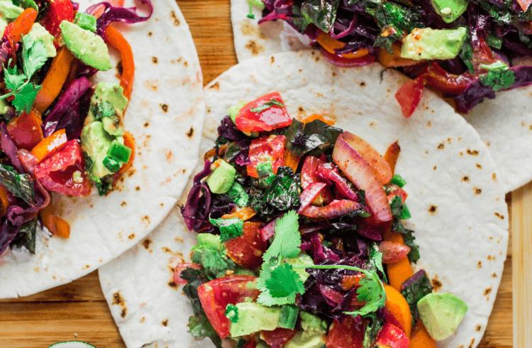 plant-based taco recipes