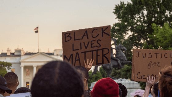 My Cousin Texted Me While I Was Protesting. Here's Why it Helped