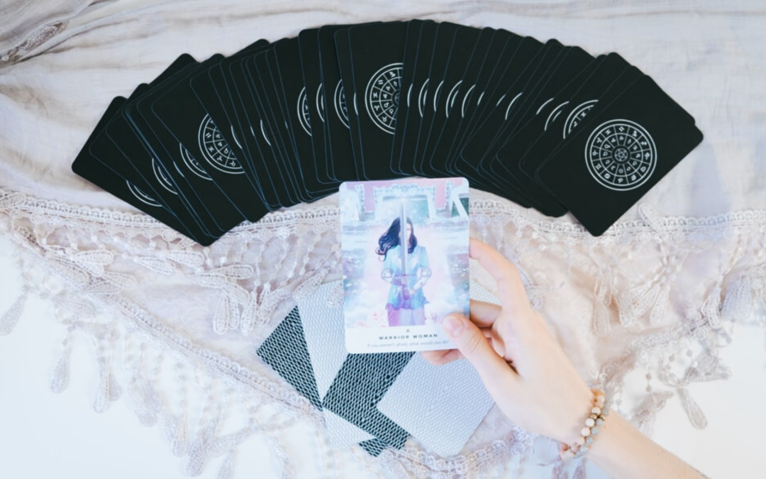 How to Use Tarot and Affirmation Cards to Tap Into Your Intuition