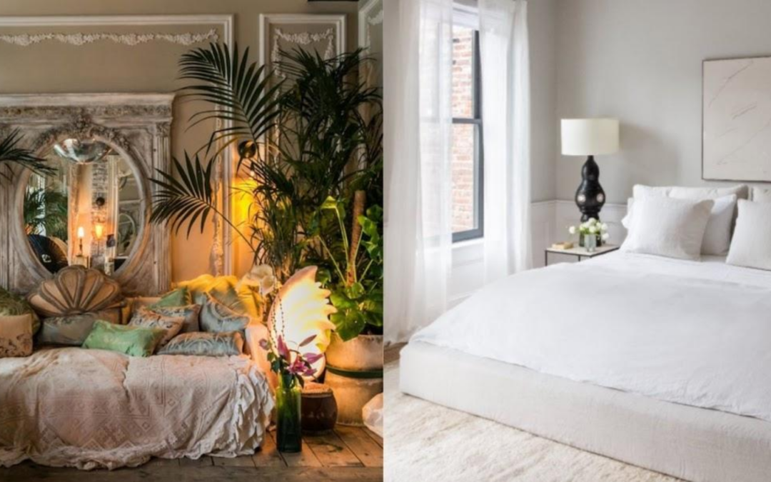 Living Together: Interior Stylist Explains How to Merge Maximalism with Minimalism