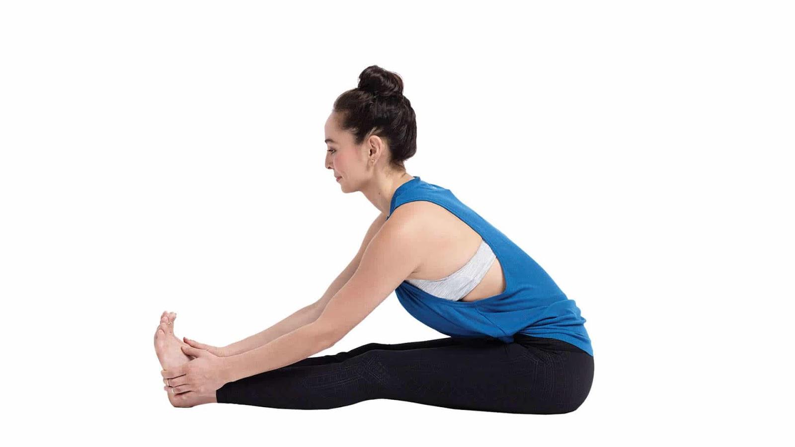 yoga poses for leg stretch
