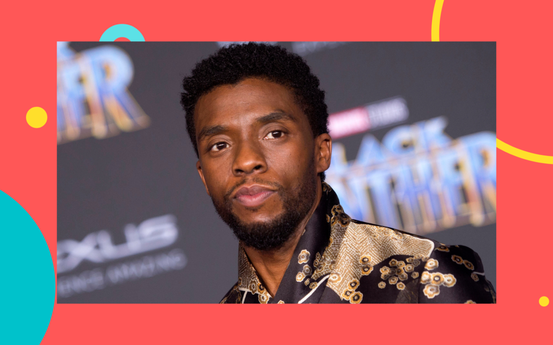 Thank You, Chadwick Boseman