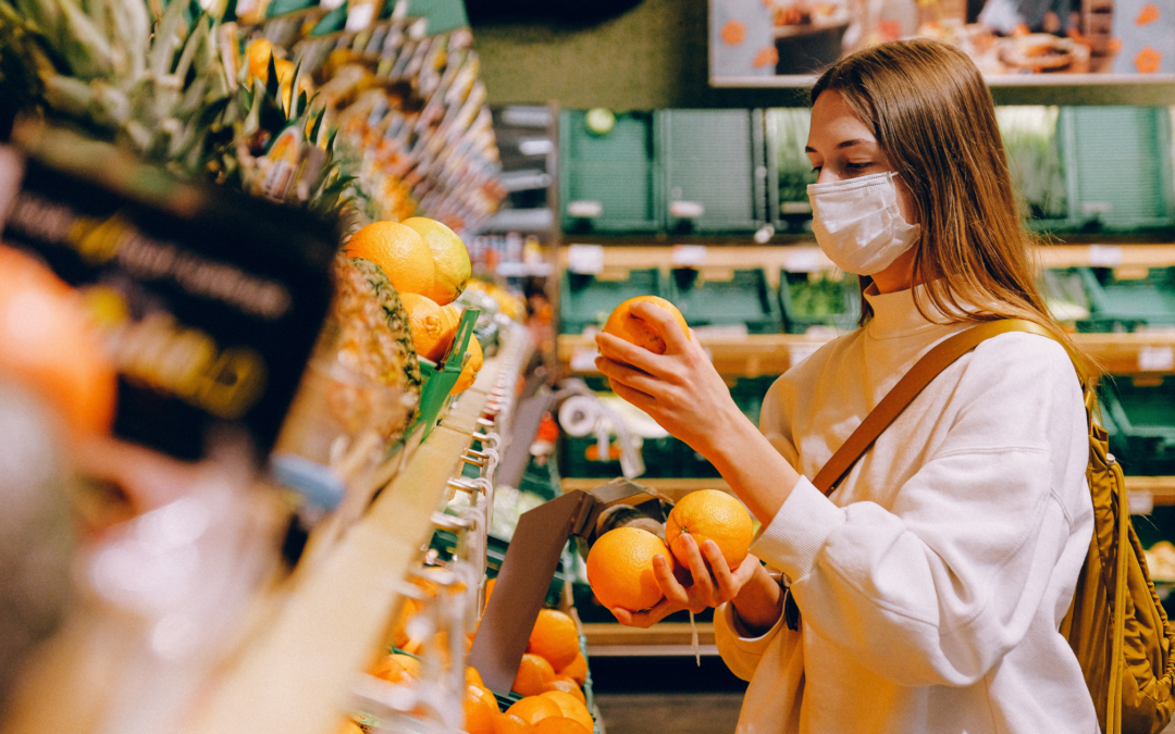 A Dietitian Shares Advice for Navigating the Grocery Store Like a Pro