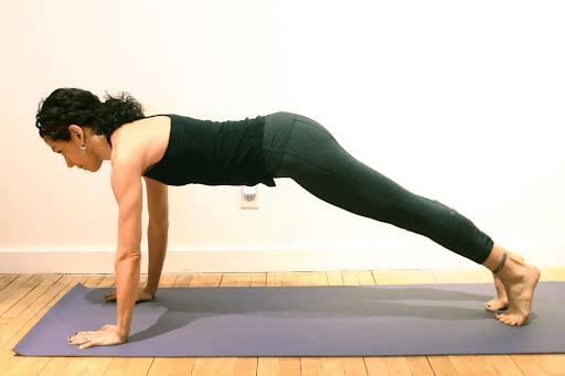 winter yoga routine