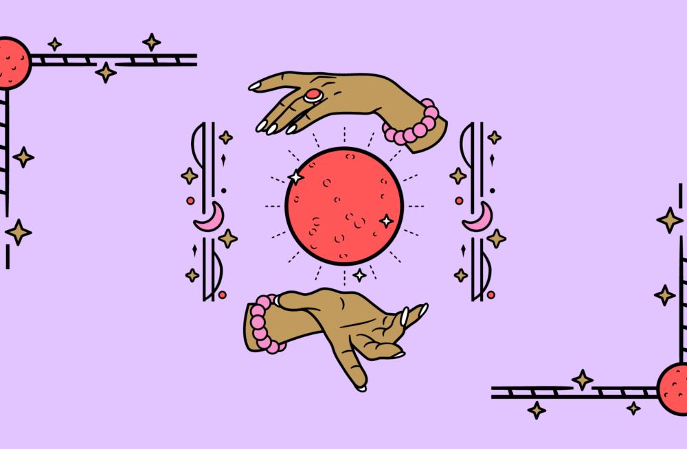 black moon lileth sign