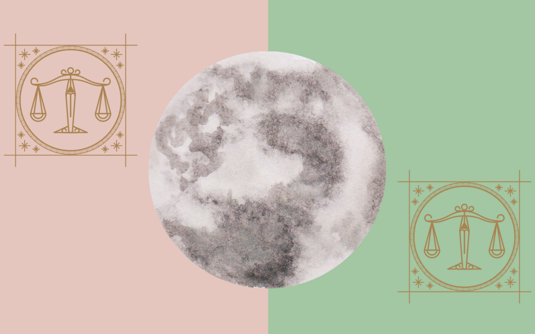 Here's What the Full Moon in Libra Will Mean for Each Zodiac Sign