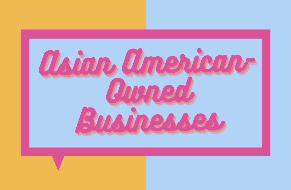 Asian American-owned businesses